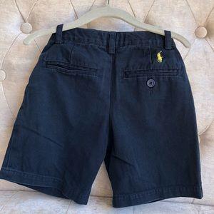 Polo boy's shorts